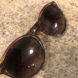 Versace Tortoise Brown Sunglasses